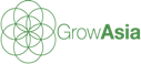 Grow Asia logo.